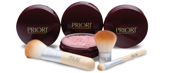 PRIORI CoffeeBerry mineralni puder